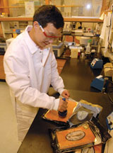 Dr. Haigiang Chen, Assistant Professor, Food Processing
