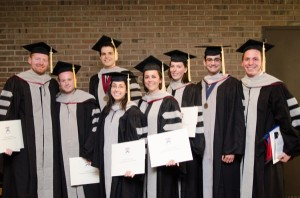 UD alumni are graduating from Penn's School of Veterinary Medicine.