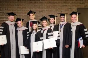 UD alumni are graduating from Penn's School of Veterinary Medicine.