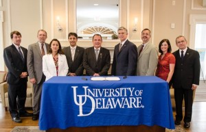 The University of Delaware held an international symposium on May 21-22 focusing on global issues and trends in agriculture, environment and bioenergy in Brazil.