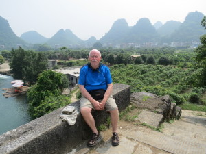 Steve Hastings' 2014 China trip