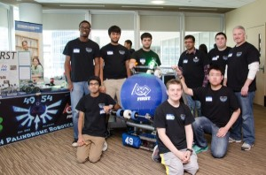 4-H Palindrome Robotics team impresses in first year