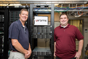 UD researchers' Wommack and Polson's website tracks genetic sequence data from unknown viruses