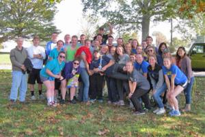 Ag Olymlpics participants.