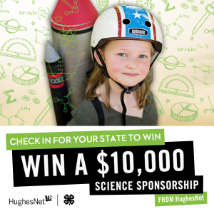 Delaware 4-H invites alumni to check in, help youth win $10,000 sponsorship