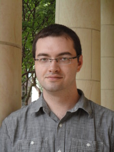 New Professor Profile Ryan Arsenault