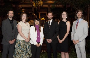 Longed Graduate Fellows present findings on threatened plants to tree care