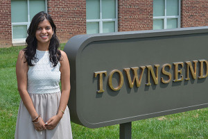 UD graduate Radhika Samant finds career with Thomson Reuters
