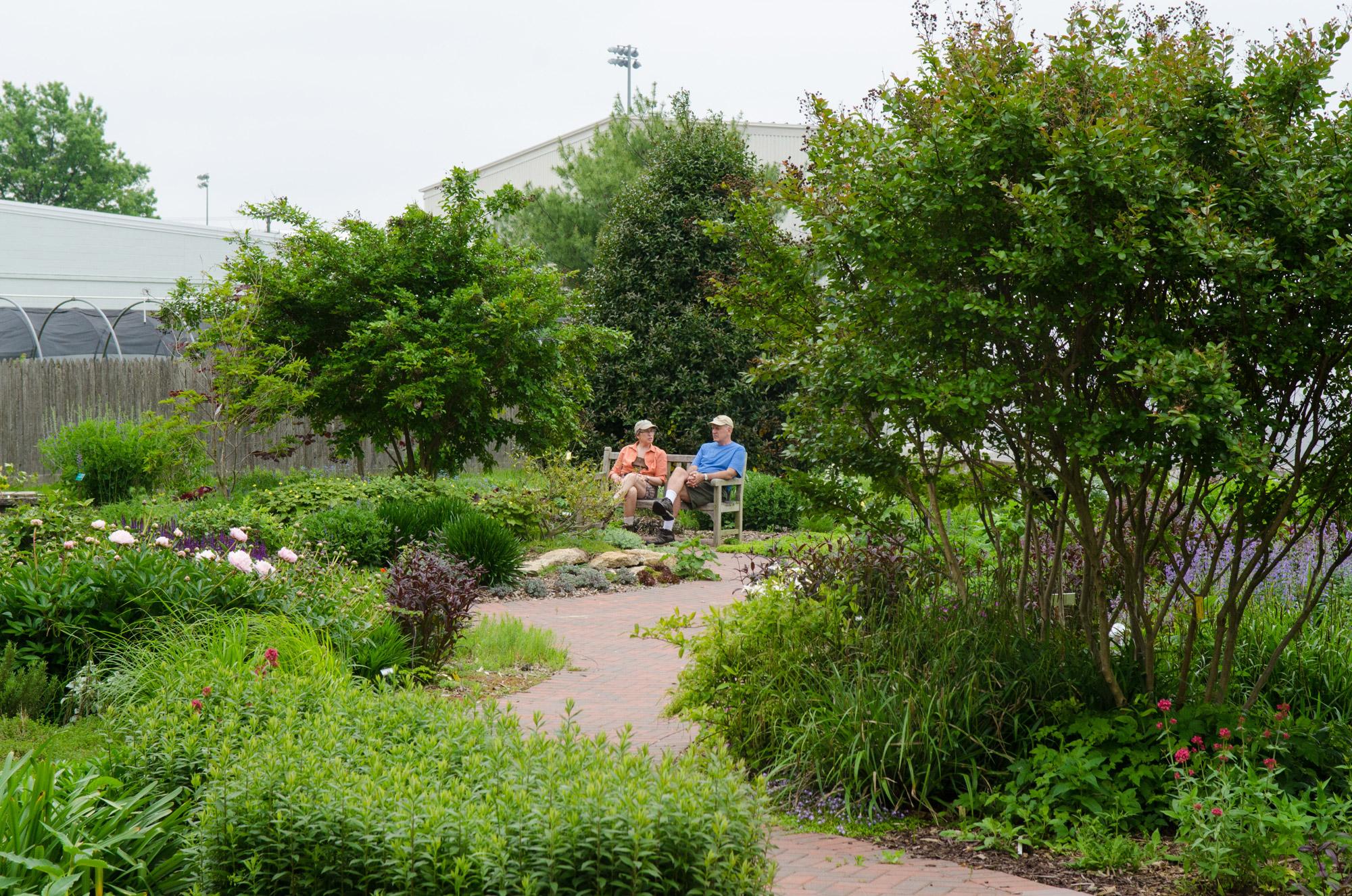 University of Delaware Botanic Gardens