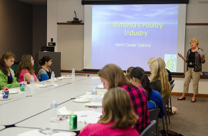 Poultry Careers Seminar Series