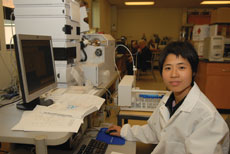 Dr. Changqing Wu, Assistant Professor, Food Toxicology