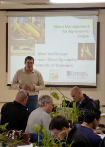 Mark-VanGessel-Weed-School-2013