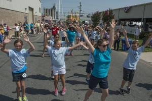 4-H Delaware State Fair Flash Mob
