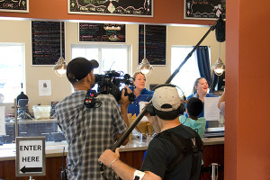 UDairy Creamery to be featured on upcoming Food Network show