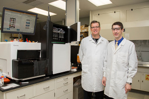 Researchers at UD use ancient gene to study virus biology