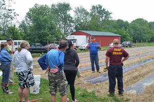 UD Extension training new and beginning farmers