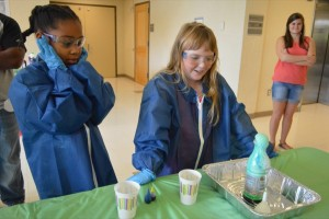 4-H science saturdays